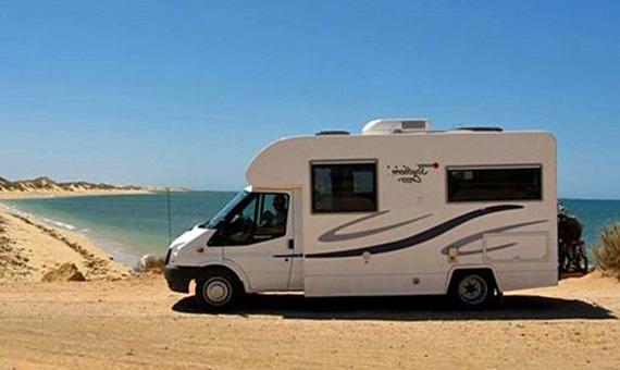 Campervan Hire Australia | Budget Campervans