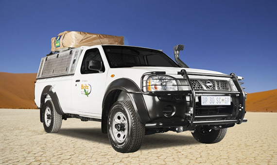 Campervan Hire Botswana | 4x4 Rental | Budget Campervans