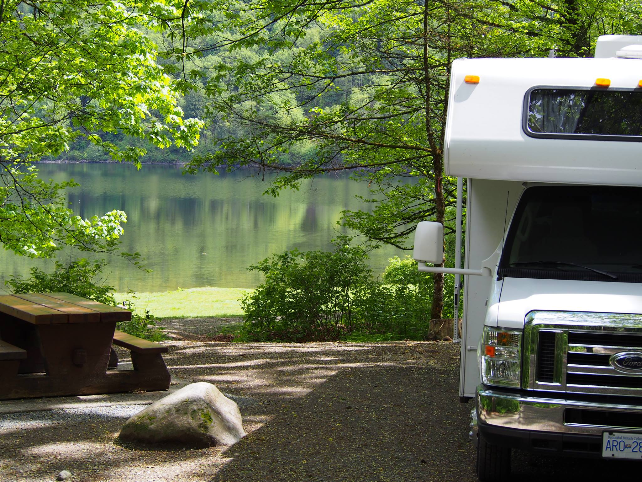 Campervan Hire Canada | RV Hire | Budget Campervans