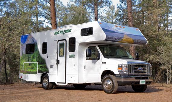 Campervan Hire Canada Rv Hire Budget Campervans