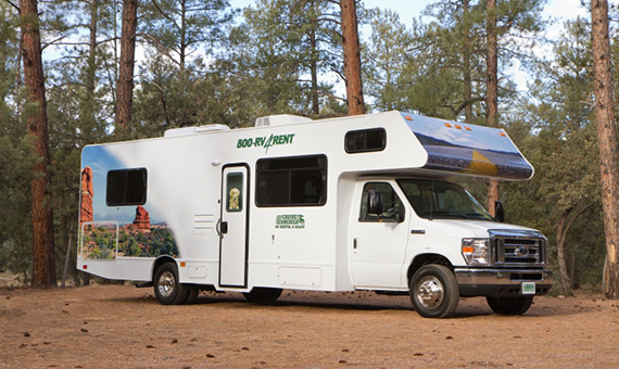 Campervan Hire Canada | RV Hire | Budget Campervans