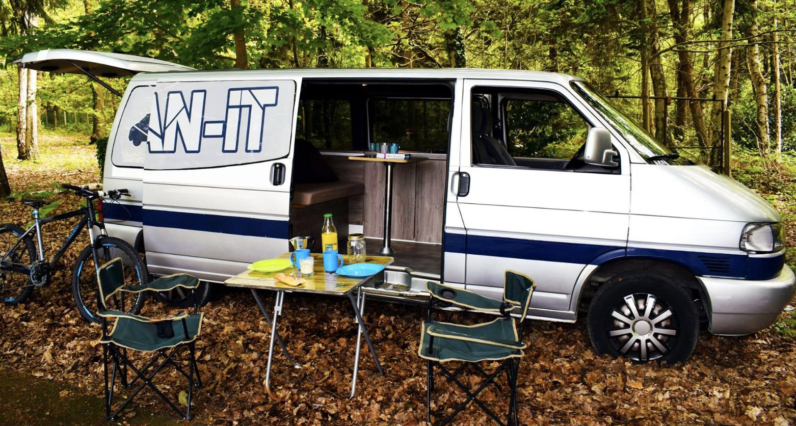 Campervan Hire France Budget Campervans