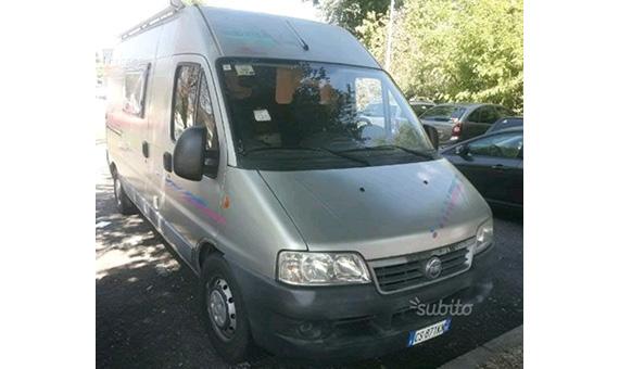 c2ce573cbb Campervan Hire Italy