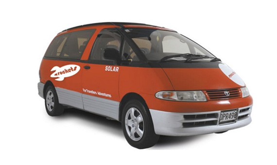 Cheap Campervan Hire New Zealand | Budget Campervans