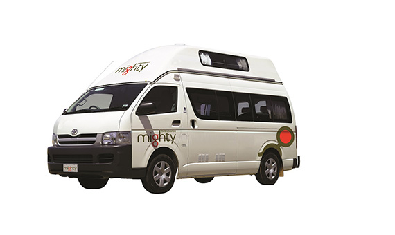 Cheap Campervan Hire New Zealand | Budget Campervans