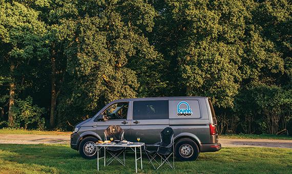 Campervan Hire UK   Budget Campervans