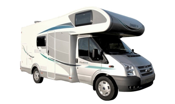 Campervan Hire UK | Budget Campervans