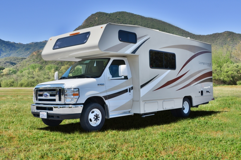 Campervan Hire USA | RV Rental | Budget Campervans