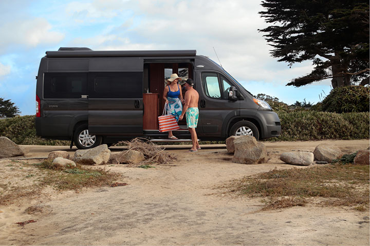 Campervan Hire Usa Rv Rental Budget Campervans