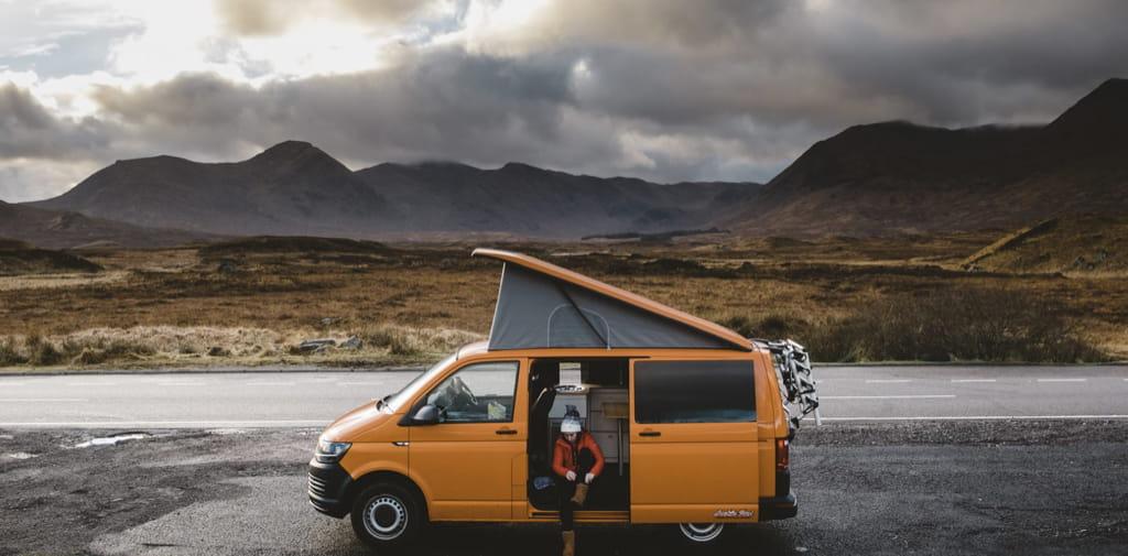 FAQs   Hiring a Campervan in the UK   Budget Campervans
