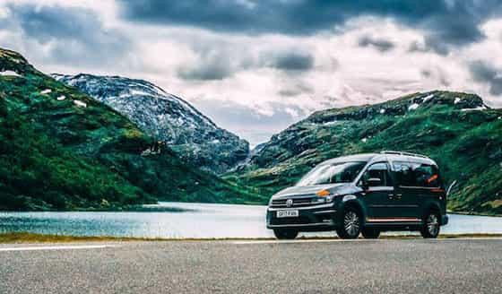 Campervan Hire Scotland | Budget Campervans