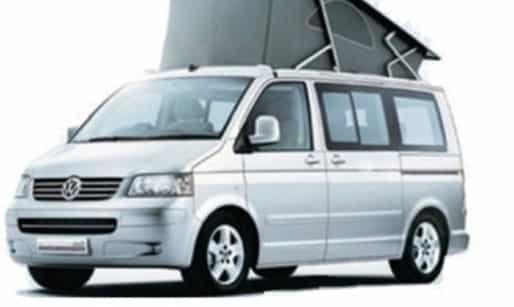 6627a4c0bb Portugal VW Camper Rental 4-berth